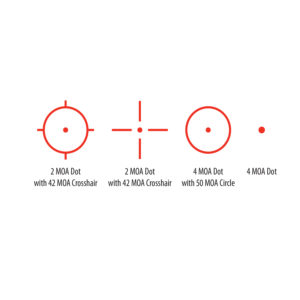 S-3324RL Reticle