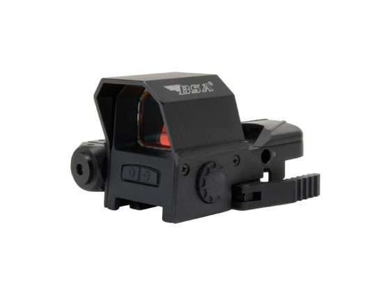 Reflex Sight with Laser