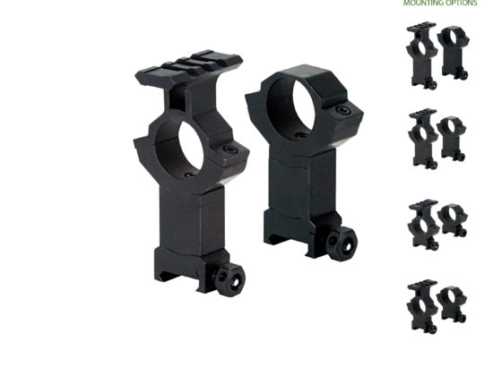 STSTRS Ajustable Mounting System
